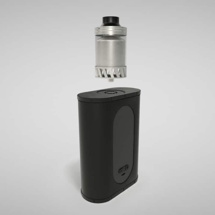 E-Zigarette Demo